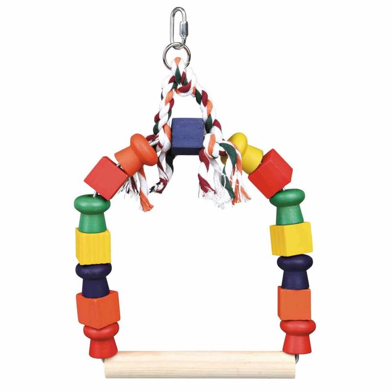 Trixie Columpio Arco de Colores