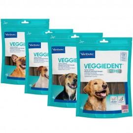 Virbac VeggieDent Snack Dental para Perros