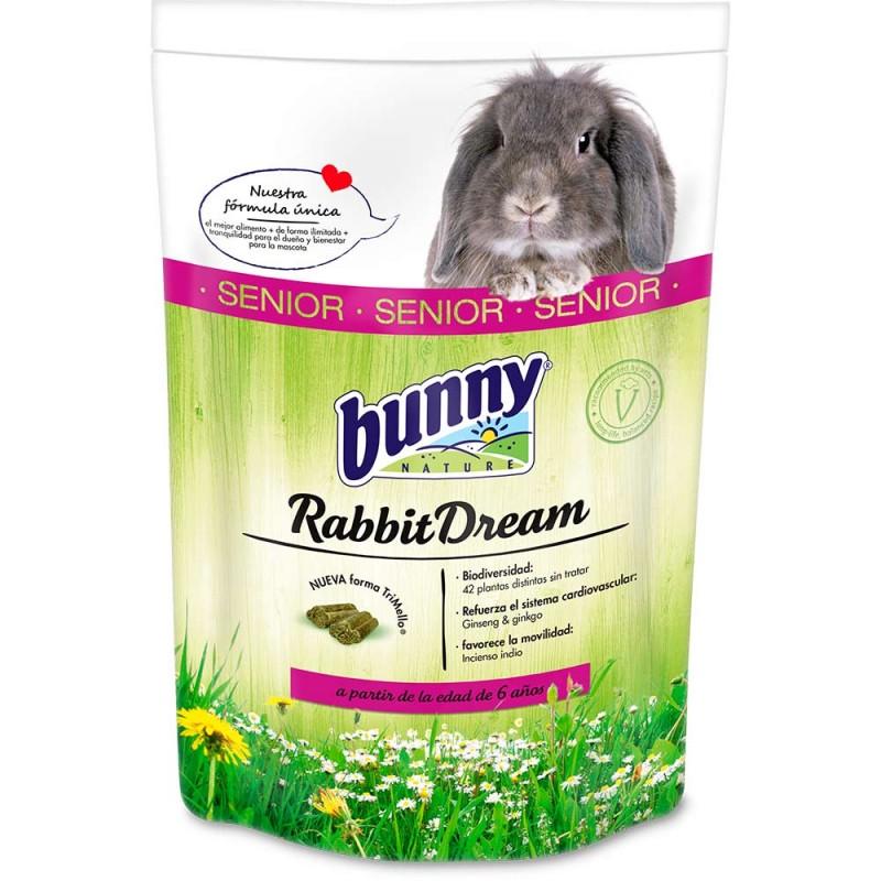 Bunny Nature Pienso Senior Dream Conejos