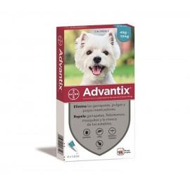 Advantix 4 Pipetas 1,0ml...