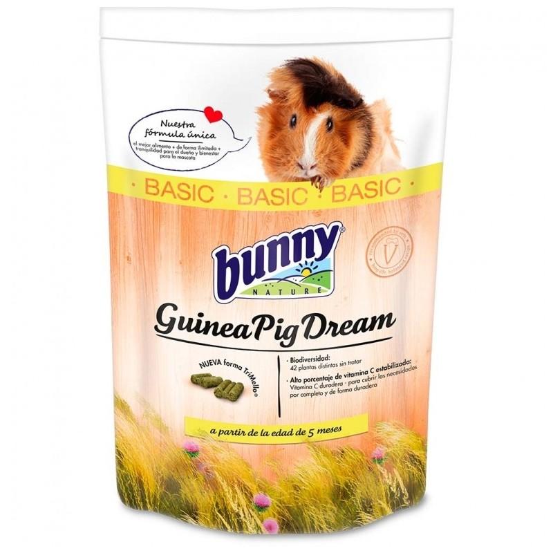Bunny Nature Pienso Basic Dream Cobayas