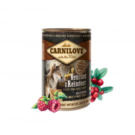Carnilove Canine Húmeda...