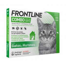 Frontline Pipetas Spot...