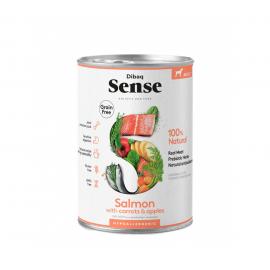 Dibaq Sense lata salmon