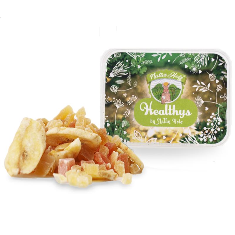 Healthys by Natür Holz Caribeño de Piña, Papaya, Mango y Plátano