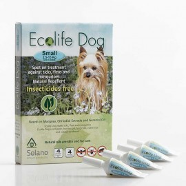 Ecolife Dog Spot On Pipetas...