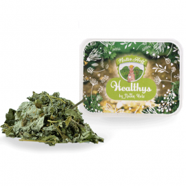 Healthys hojas de frambueso