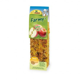 JR Farm Barritas Farmy Sabor Manzana