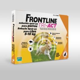 Frontline pipetas 5-10 kg