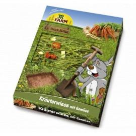 JR Farm Prado de Hierbas con Vegetales
