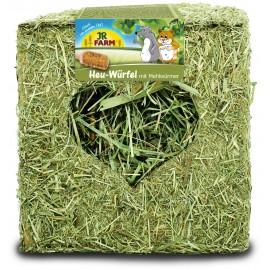 Jr farm cubo corazón con heno