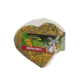 JR Farm  Grainless Corazón Grande con Pétalos de Flores