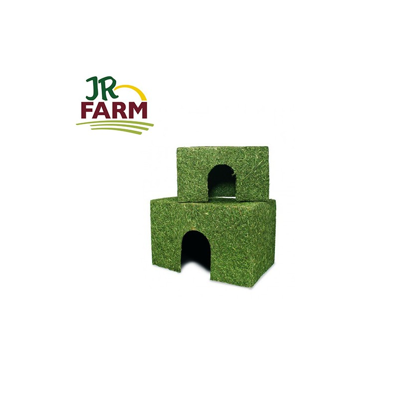 Jr Farm Casita de Heno Grande 500gr