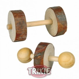 Trixie 2 Balancines Natural Living de Madera Natural