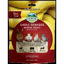 Oxbow Golosinas de Plátano