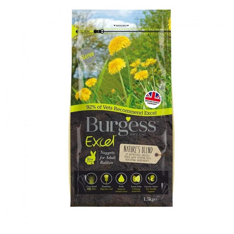 Burgess Pienso Excel Nature´s Blend