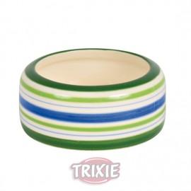Trixie Comedero Multicolor para Conejos y Roedores, Varias Medidas