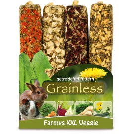 JR Farm Grainless Farmy XXL Veggie