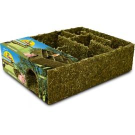 JR Farm Laberinto con Snacks para Pequeños Roedores