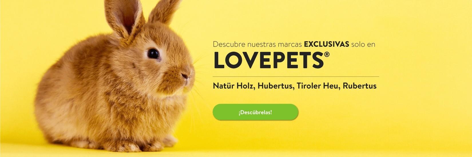Exclusivos Love Pets
