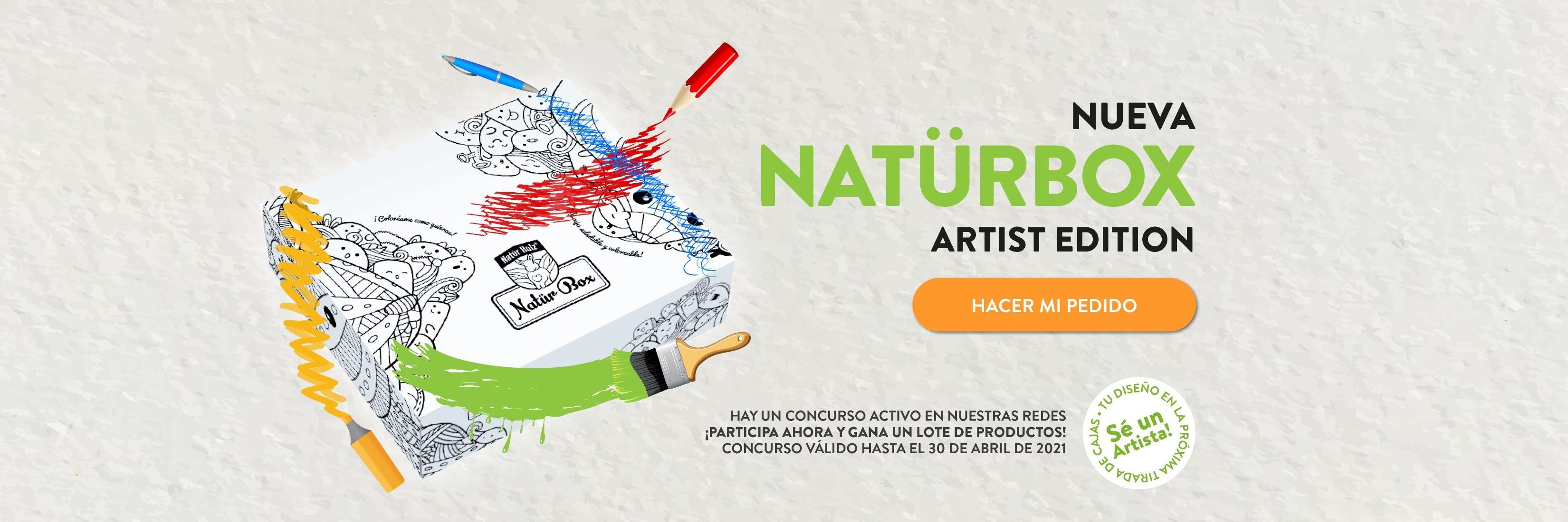 NaturBox Artist Edition