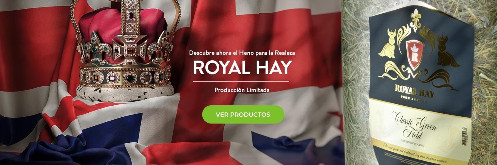 Lanzamiento Royal Hay